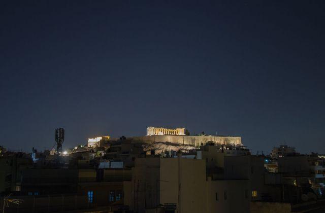 Νυχτερινή φωτογράφηση