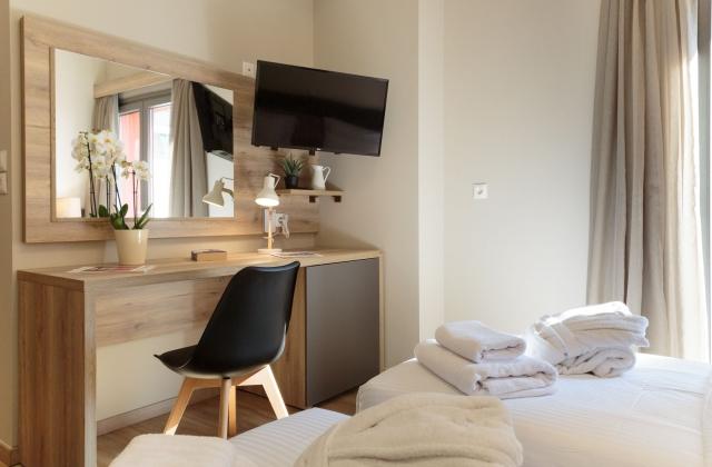 Superior Δίκλινο Δωμάτιο με 2 μονά κρεβάτια